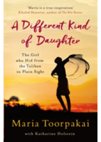 Obálka knihy  Different Kind of Daughter od Toorpakai Maria, ISBN:  9781509800810