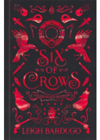 Obálka knihy  Six of Crows: Collector's Edition od Bardugo Leigh, ISBN:  9781510106284
