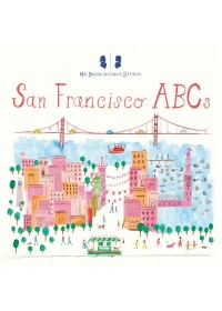 Obálka knihy  Mr. Boddington's Studio: San Francisco ABCs od Mr. Boddington's Studio LLC, ISBN:  9781524793470
