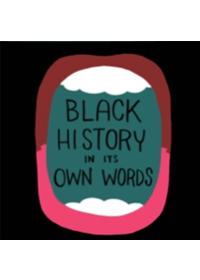 Obálka knihy  Black History in its Own Words od Wimberly Ron, ISBN:  9781534301535