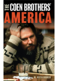 Obálka knihy  Coen Brothers' America od Booker M. Keith, ISBN:  9781538120866