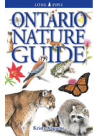 Obálka knihy  Ontario Nature Guide od Kagume Krista, ISBN:  9781551055640