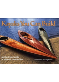 Obálka knihy  Kayaks You Can Build od Moores Ted, ISBN:  9781552978610