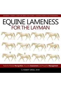 Obálka knihy  Equine Lameness for the Layman od Grisel G. Robert, ISBN:  9781570768347