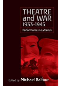 Obálka knihy  Theatre and War 1933-1945 od , ISBN:  9781571814975