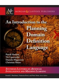 Obálka knihy  Introduction to the Planning Domain Definition Language od Haslum Patrik, ISBN:  9781681735122