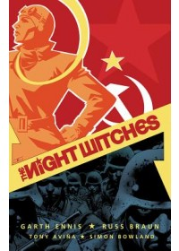 Obálka knihy  Night Witches od Ennis Garth, ISBN:  9781682473900