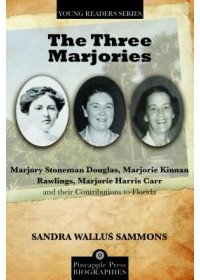 Obálka knihy  Three Marjories od Sammons Sandra Wallus, ISBN:  9781683340355