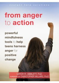 Obálka knihy  From Anger to Action od Abblett Mitch R., ISBN:  9781684032297