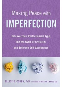 Obálka knihy  Making Peace with Imperfection od Cohen Elliot D., ISBN:  9781684032983