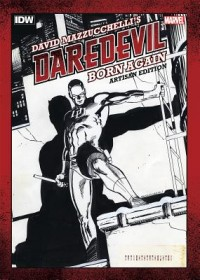 Obálka knihy  David Mazzucchelli's Daredevil Born Again Artisan Edition od Mazzucchelli David, ISBN:  9781684055968