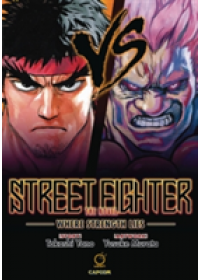 Obálka knihy  Street Fighter: The Novel od Yano Takashi, ISBN:  9781772940442