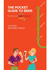 Obálka knihy  Pocket Guide to Beer od Dick Joe, ISBN:  9781780274898