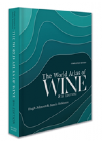 Obálka knihy  World Atlas of Wine 8th Edition od Johnson Hugh, ISBN:  9781784724030