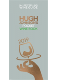 Obálka knihy  Hugh Johnson's Pocket Wine Book 2019 od Johnson Hugh, ISBN:  9781784724825