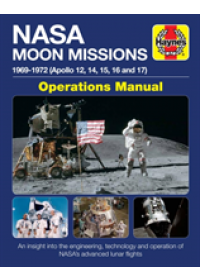 Obálka knihy  NASA Moon Missions Operations Manual od Baker David, ISBN:  9781785212109