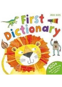 Obálka knihy  First Dictionary od Purcell Susan, ISBN:  9781786178534