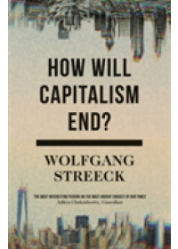 Obálka knihy  How Will Capitalism End? od Streeck Wolfgang, ISBN:  9781786632982