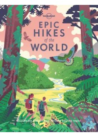Obálka knihy  Epic Hikes of the World od , ISBN:  9781787014176