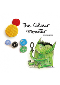 Obálka knihy  The Colour Monster od , ISBN:  9781787412736