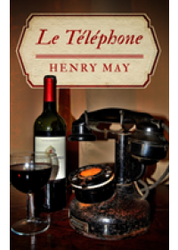 Obálka knihy  Le Telephone od May Henry, ISBN:  9781789018448