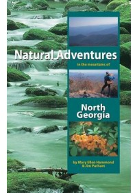 Obálka knihy  Natural Adventures in the Mountains of North Georgia od Hammond Mary Ellen, ISBN:  9781889596099
