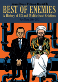 Obálka knihy  Best of Enemies: A History of US and Middle East Relations od , ISBN:  9781910593455