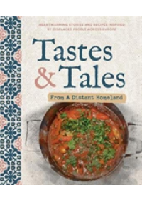 Obálka knihy  Tastes and Tales from a Distant Homeland od Strang Katherine, ISBN:  9781910863596