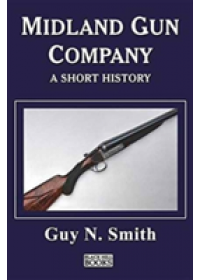 Obálka knihy  Midland Gun Company - A Short History od Smith Guy N, ISBN:  9781911415206
