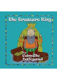 Obálka knihy  Treasure King od Daligand Camille, ISBN:  9781912256952