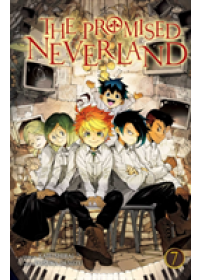 Obálka knihy  Promised Neverland, Vol. 7 od Shirai Kaiu, ISBN:  9781974702244