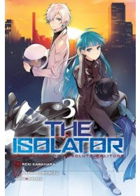 Obálka knihy  The Isolator, Vol. 3 (Manga) od Kawahara Reki, ISBN:  9781975300166