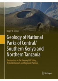 Obálka knihy  Geology of National Parks of Central/Southern Kenya and Northern Tanzania od Scoon Roger N., ISBN:  9783030088583