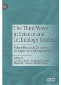 Obálka knihy  Third Wave in Science and Technology Studies od , ISBN:  9783030143343