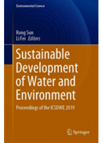 Obálka knihy  Sustainable Development of Water and Environment od , ISBN:  9783030167288