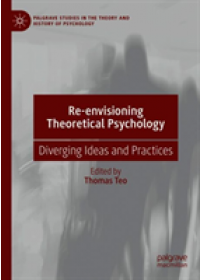 Obálka knihy  Re-envisioning Theoretical Psychology od , ISBN:  9783030167615