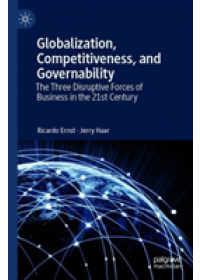Obálka knihy  Globalization, Competitiveness, and Governability od Ernst Ricardo, ISBN:  9783030175153