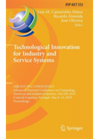 Obálka knihy  Technological Innovation for Industry and Service Systems od , ISBN:  9783030177706