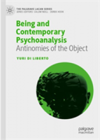 Obálka knihy  Being and Contemporary Psychoanalysis od Di Liberto Yuri, ISBN:  9783030184759