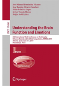 Obálka knihy  Understanding the Brain Function and Emotions od , ISBN:  9783030195908