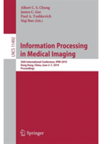 Obálka knihy  Information Processing in Medical Imaging od , ISBN:  9783030203504