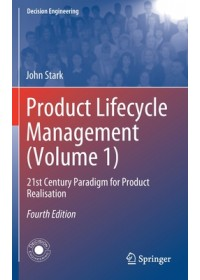 Obálka knihy  Product Lifecycle Management (Volume 1) od Stark John, ISBN:  9783030288631