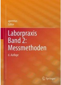 Obálka knihy  Laborpraxis Band 2: Messmethoden od , ISBN:  9783034809672