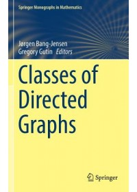Obálka knihy  Classes of Directed Graphs od , ISBN:  9783319718392