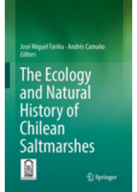 Obálka knihy  Ecology and Natural History of Chilean Saltmarshes od , ISBN:  9783319876610