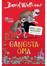 Obálka knihy  Gangsta-Oma od Walliams David, ISBN:  9783499217951