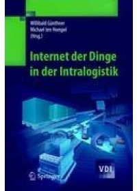 Obálka knihy  Internet der Dinge in der Intralogistik od , ISBN:  9783642048951