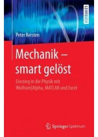 Obálka knihy  Mechanik - smart gelöst od Kersten Peter, ISBN:  9783662537053