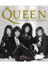 Obálka knihy  Queen - Pomp, Rock & Circumstances od Sutcliffe Phil, ISBN:  9783667117410