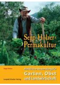 Obálka knihy  Sepp Holzers Permakultur od Holzer Josef Andreas, ISBN:  9783702010379